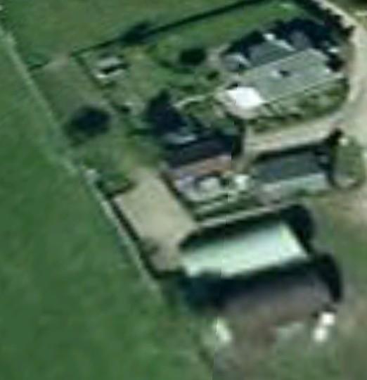Dovecote huts x 2